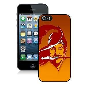 NFL Tampa Bay Buccaneers iPhone 5 5S Case 018 NFLIPHONE5SCASE157 by kobestar