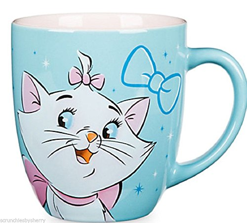 Walt Disney World Parks Marie the Cat Kitten Character Mug NEW (Walt Disney World Coffee)