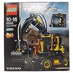 Lego-Technic-Set-Costruzioni-Volvo-Colore-Vari-42053Scatola-Leggermente-ROVINATA