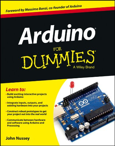 - Arduino For Dummies