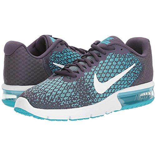 脊椎プラットフォームアジア(ナイキ) Nike レディース ランニング?ウォーキング シューズ?靴 Air Max Sequent 2 [並行輸入品]
