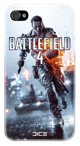 "BigBen Cover ""Battlefield 4-Soldier"" für Apple iPhone 4/4S"