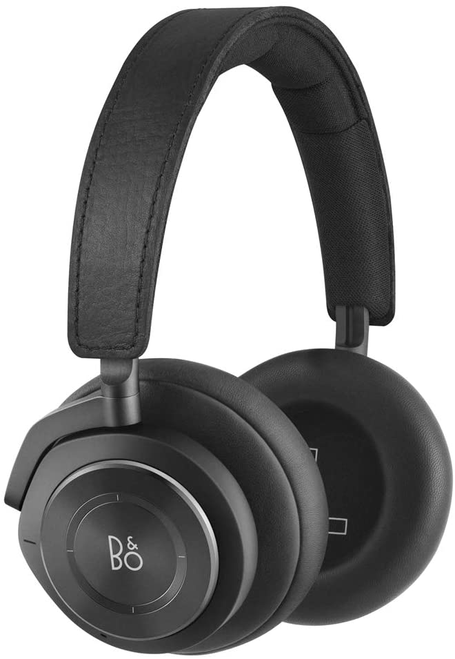 Bang Olufsen Beoplay H9 3rd Gen Wireless Bluetooth Over-Ear Headphones – Active Noise Cancellation, Transparency Mode, Voice Assistant and Mic, Matte Black, One Size – 1646300