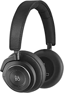 Bang & Olufsen Beoplay H9 3rd Gen Wireless Bluetooth Over-Ear Headphones with 25 Hours of Playtime, Voice-Assistant, Active Noise Cancellation and Transparency Mode, Black