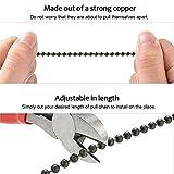 Dotlite Metal Ceiling Fan Pull Chain