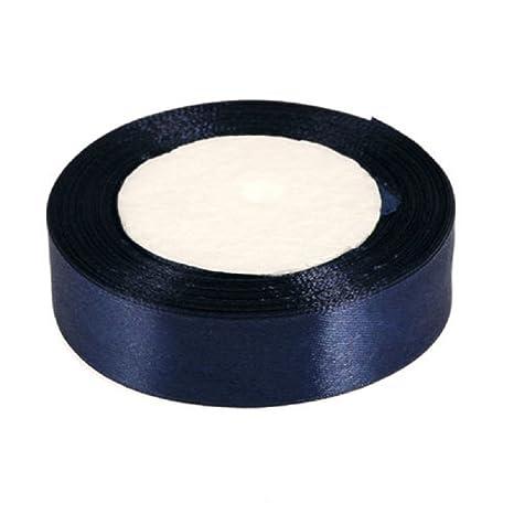 DIY cinta doble cara 25 yardas de 2,5 cm de ancho para vestido por