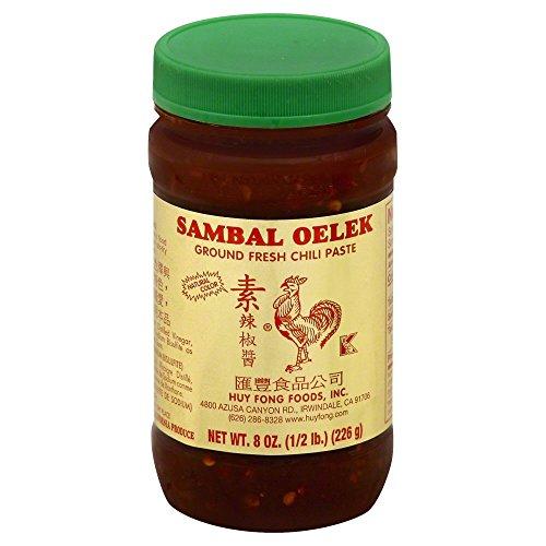 Sambal Oelek - Ground Fresh Chili Paste