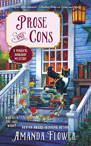Prose and Cons (A Magical Bookshop Mystery Book 2)]()