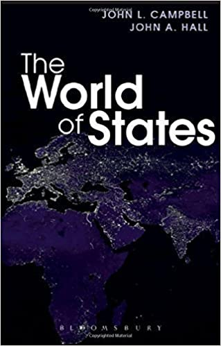 Book The World of States by John L. Campbell (2015-04-23)