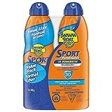 Banana Boat Sport Performance Ultra-Lightweight Sunscreen Spray, SPF 30, Twin Pack (2x 226 Grams)