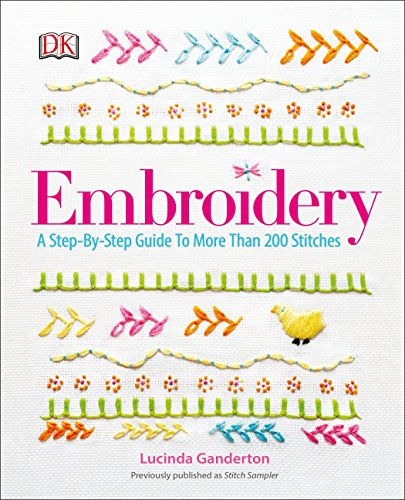 Embroidery Book - 1