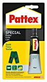 Pattex 1472397 Special Adhesive For Textile, Black/White, 20 g