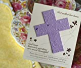 Plantable Cross Wildflower Seed Prayer Cards (Set of 25)