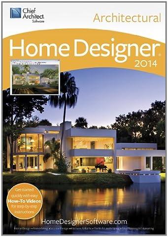 Home Designer Architectural 2014 [Download] (Cad Program Software)