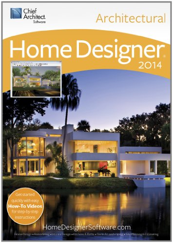 Home Designer Architectural 2014 [Download] by Chief Architect