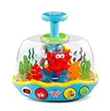 VTech Learn and Spin Aquarium, Multicolor