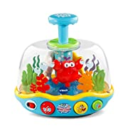 VTech Learn & Spin Aquarium, Multicolor