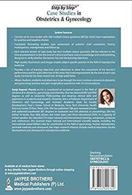Step by Step: Case Studies in Obstetrics & Gynecology: Sanja