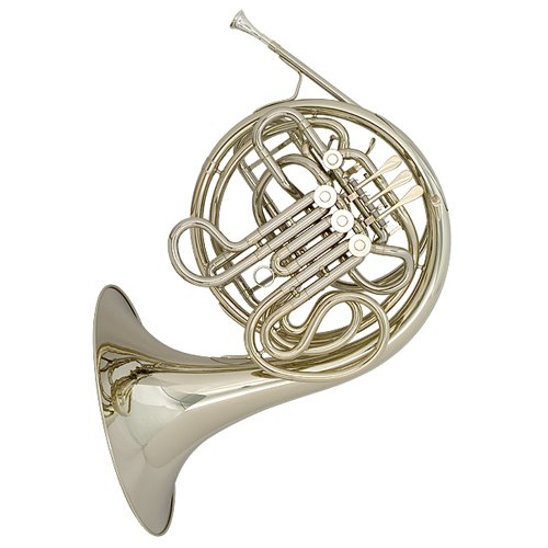 Conn 8D CONNstellation Series Double Horn Nickel Silver Fixed Bell by Conn