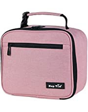 Insulated Lunch Boxes for Kids,Reusable Lunch Bags for Kids, Blue Kids Lunch Boxes for Boys(N18654-BL)