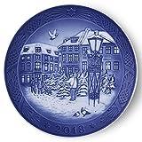 Royal Copenhagen 1024792 Christmas Plate 2018