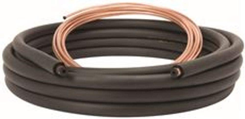 50 Air Conditioner Line Set Mueller Industries 61080500 3//8 x 5//8