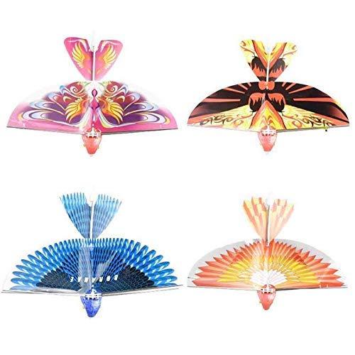 LittleBuddy Animal Electric Toy Flying Dolls  Multicolor