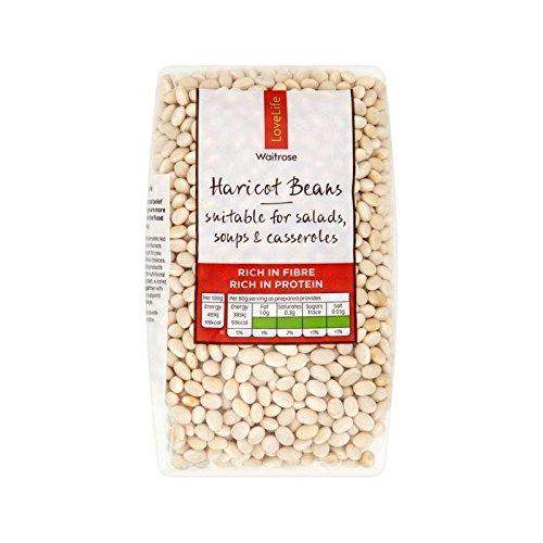 Haricot Beans Waitrose Love Life 500g (Chocolate Cake 500g)