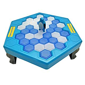Maggift Ice-block Breaking Game Save Penguin Table Game