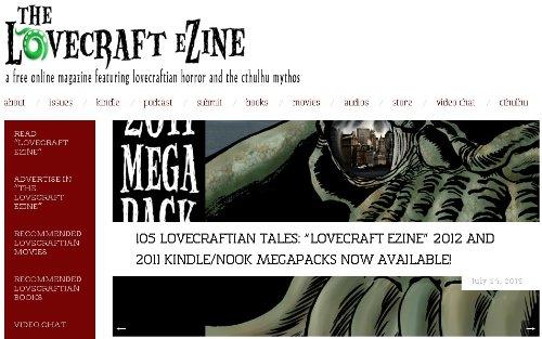 Lovecraft eZine -