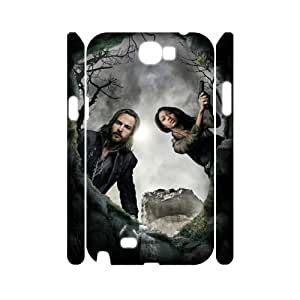 FLYBAI Sleepy Hollow Phone 3D Case For Samsung Galaxy Note 2 N7100 [Pattern-2]