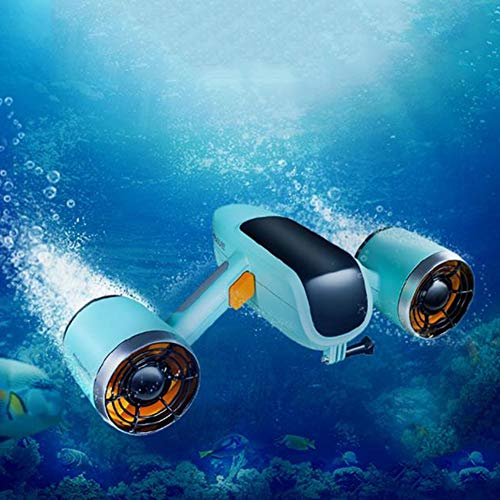 (Diving Scooter - Swimming Underwater Scooter Water Motorcycyle for Streaming & Recording The Underwater World,Snorkeling Packages)