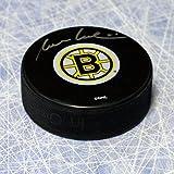 Reggie Lemelin Autographed Puck - Autographed NHL Pucks