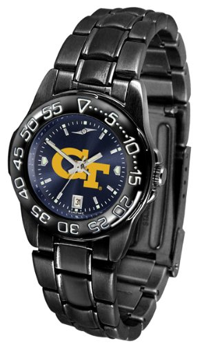 Georgia Tech Yellow Jackets Fantom Sport AnoChrome Women's Watch