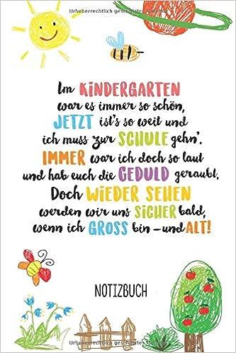 Im Kindergarten War Es Immer So Schön Gedicht Zum Abschied