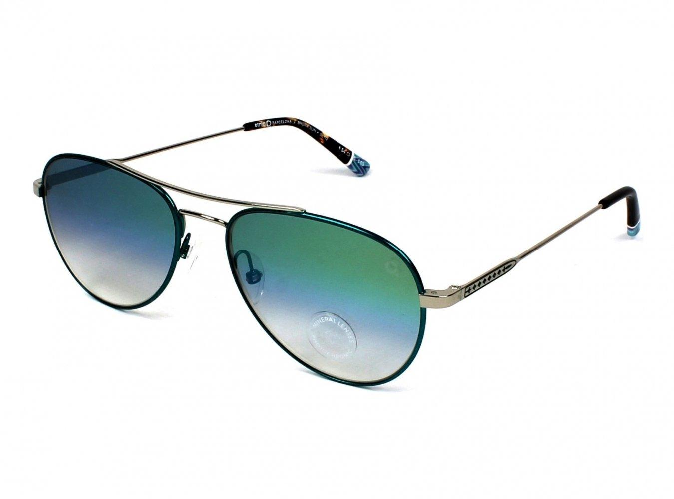 Gafas de sol etnia Barcelona Brera Sun 54 sltq Silver ...