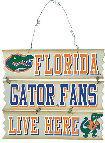 University Of Florida Hanging Fan Sign