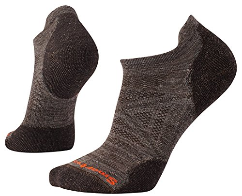 Smartwool Mens PhD Outdoor Light Micro Socks, Large, Taupe