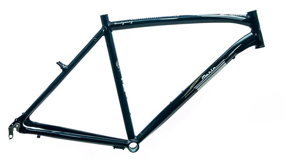 15'' Marin Bridgeway Triple 700c Aluminum Comfort / Hybrid Bike Frame Blue NEW