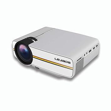 Mini Proyector Full Hd,Compatible Con 1080p, Compatible Con ...