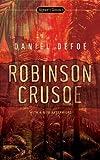 Robinson Crusoe, Daniel Defoe, 0451530772