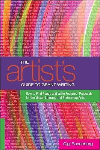 Book Artist's Guide to Grant Writing, The by Gigi Rosenberg (2011-02-07)