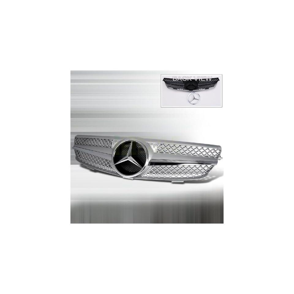 2003 2008 Mercedes benz Clk class Clk Class W209 Front