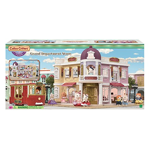Family store the best amazon price in savemoney calico critters town grand department store fandeluxe Choice Image