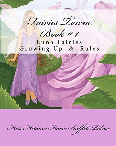 Fairies Towne Book # 1 (English Edition)