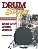 Drum Styles Book with Audio Access