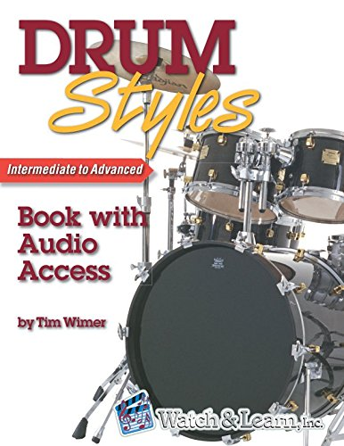 Drum Styles Book with Audio Access by Independently published