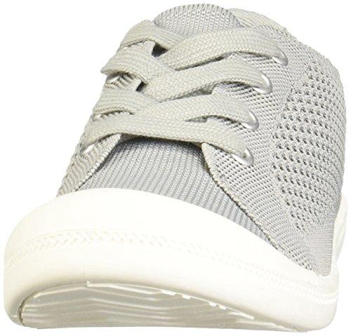 Madden Girl Mujeres Bailey-k Sneaker Grey Fabric