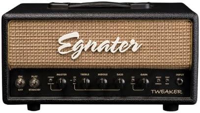 Amazon.com: New Egnater Tweaker 15W Tube Guitar Amp Head Tiny: Musical Instruments