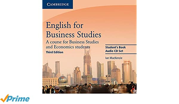 English For Business Studies Pdf